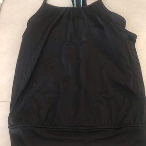 Ivivva black tank top